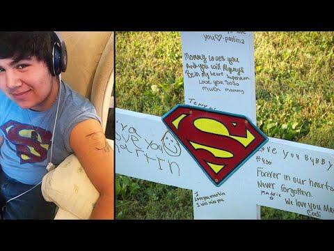 Honey German - 16-Year-Old Who Loved Superman Dies a Hero