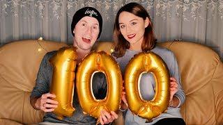 DZIĘKUJEMY ZA 100 000 SUBÓW ! LIVE