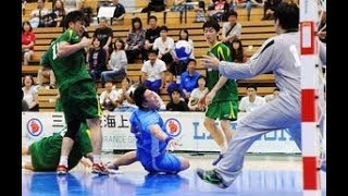 【ハンドボール】2018福井国体 宮城VS佐賀シュートシーン【国体】handball