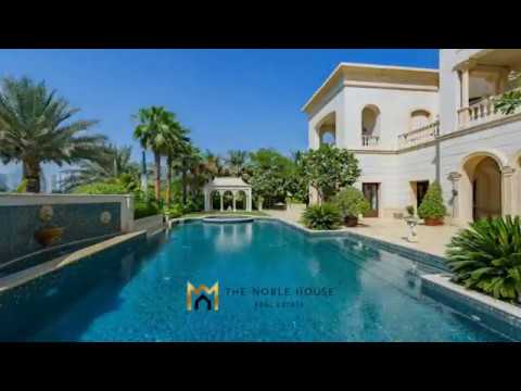 Emirates Hills Mansion For Sale Presented By The Noble House Real Estate
