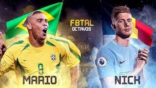 F8TAL RONALDO   OCTAVOS DE FINAL   DjMaRiiO vs Nick28t