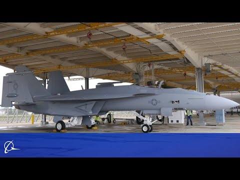 Boeing F/A-18 Block II and Block III Super Hornet Differences