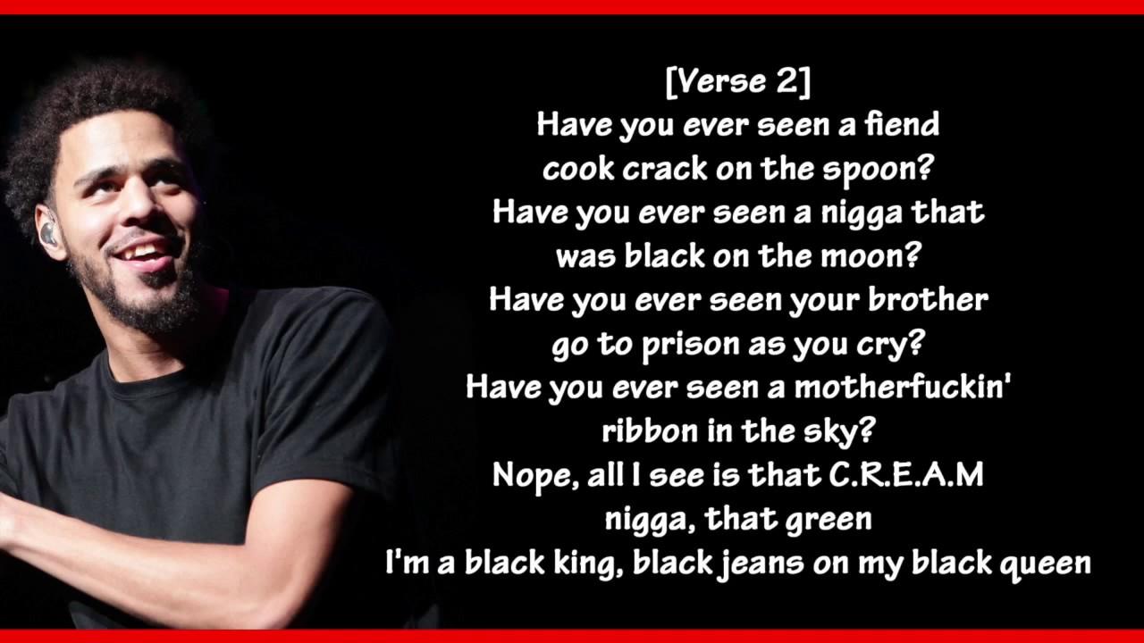 Immortal Lyrics J Cole The Expert