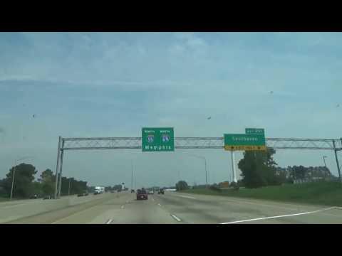 Louisiana to Minnesota. The drive home.