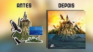Baixar Manipulação de IMG - Castelo no Mar (Otavio Art Designer)