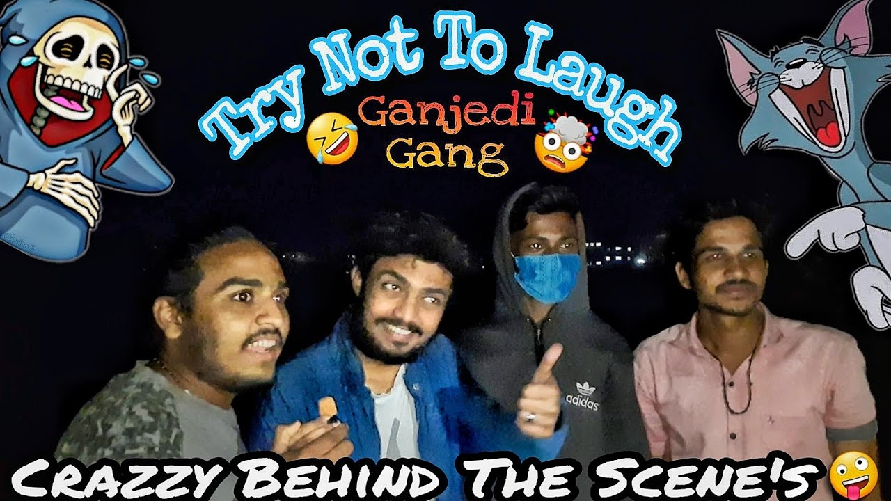 Try Not To Laugh Challenge Video Bts | Behind The Scene Of Our New Indian Hindi Short Film 2021 Vlog