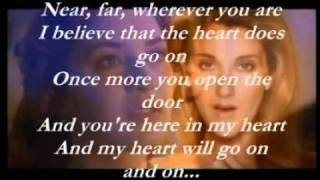 Celine Dion   My Heart Will Go On Karaoke mp4    YouTubeB19A77A3F73