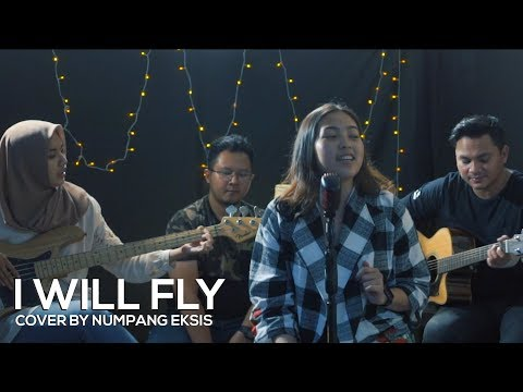 Ten 2 Five - I Will Fly (Cover by Numpang Eksis)