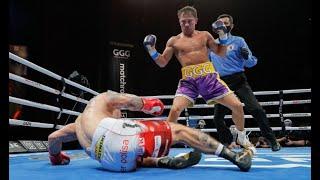 Головкин нокаутировал Шеремету в бою за два титула. Полный бой/Толық видео