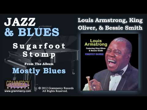 Louis Armstrong, King Oliver, & Bessie Smith - Sugarfoot Stomp