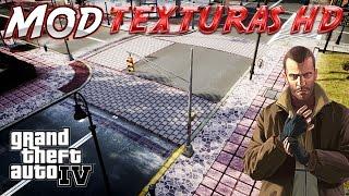 Novas Estradas para GTA IV Texturas HD Ruas - Novas texturas 2018
