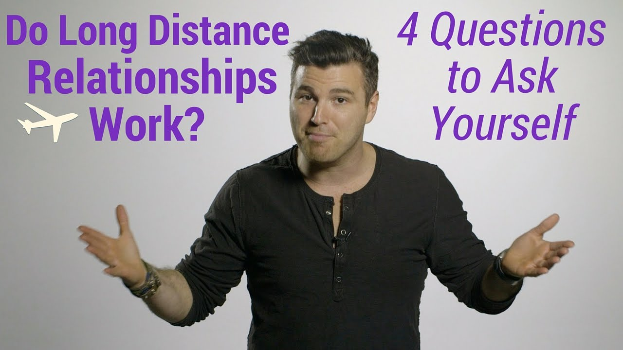 do long distance dating work