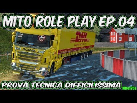 Repeat American Truck Simulator #71 Coast to coast fallito