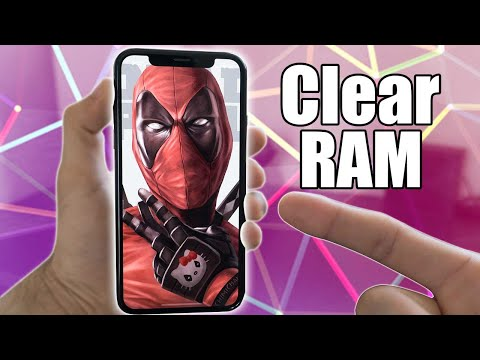 Clear The Ram IPhone On IOS 13 - The New Method!