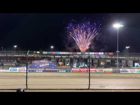 25th Dirt Late Model Dream Wave Lap Eldora Speedway 6/8/2019