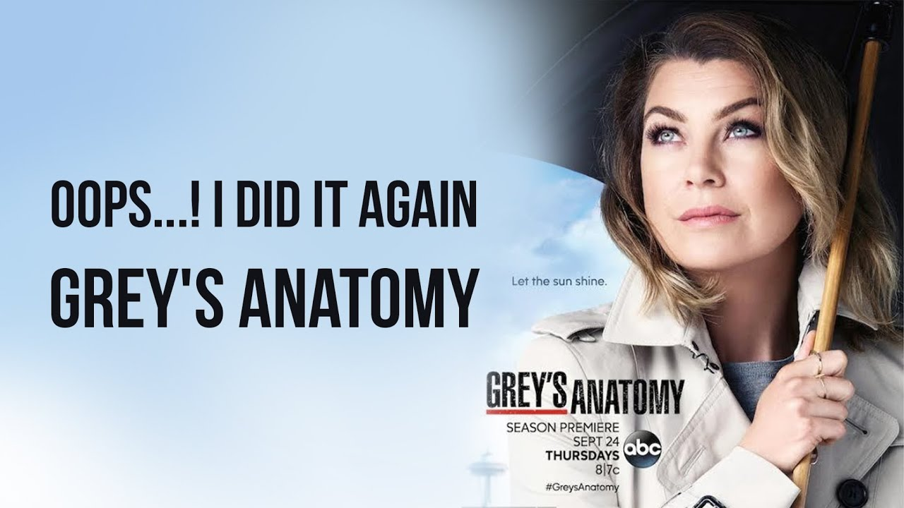 Oops...! I Did it Again - Cover | Grey\'s Anatomy OST - YouTube