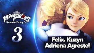 MIRACULUM |  Felix - KUZYN ADRIENA! Oficjalny zwiastun odcinka!  | SEZON 3
