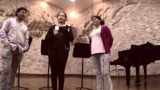 VIOLINES Y PIANO II - REPORTAJE