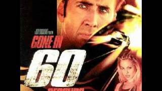 Gone In 60 Seconds Soundtrack -  The Last Car.