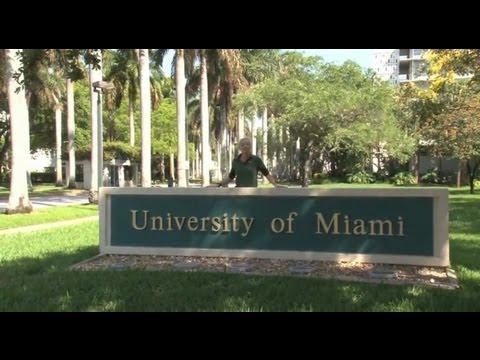 University of Miami Women's Rowing Tour