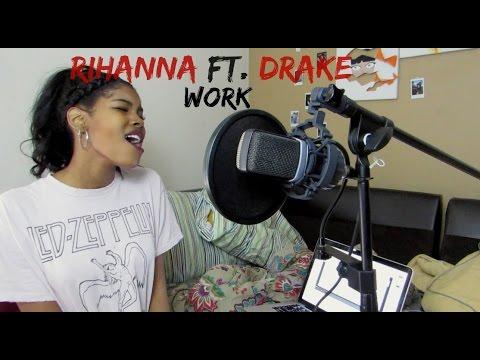 Rihanna - Work ft. Drake (Diamond White...