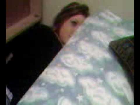 Laura Stuck in Bed