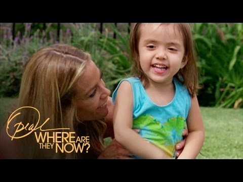 Denise Richards on Adopting Her Daughter Eloise | Where Are They Now | Oprah Winfrey Network