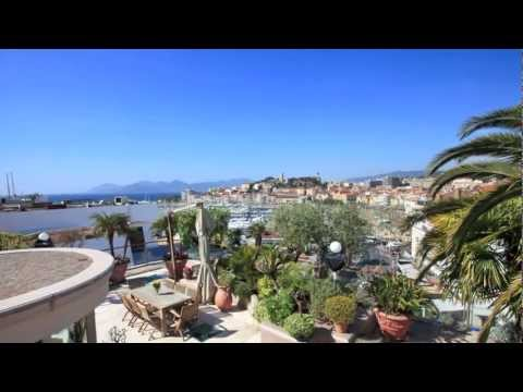 Engel & Völkers: Luxury Real Estate: Cannes, France: Exceptional Penthouse