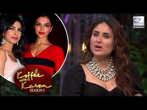 Kareena Kapoor's REACTION On Priyanka & Deepika's Hollywood Debut | LehrenTV