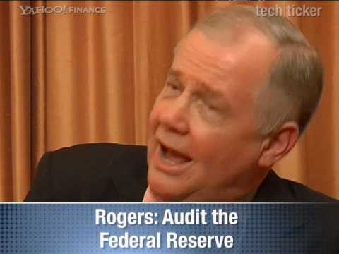 Jim Rogers: Audit the Fed, Then Abolish It