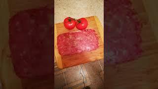 Мясной хлебец по рецепту Емколбаски... Все к Рождеству