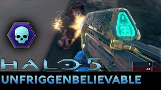 Halo 5: Guardians - Unfriggenbelievable with Automatic Weapons Only