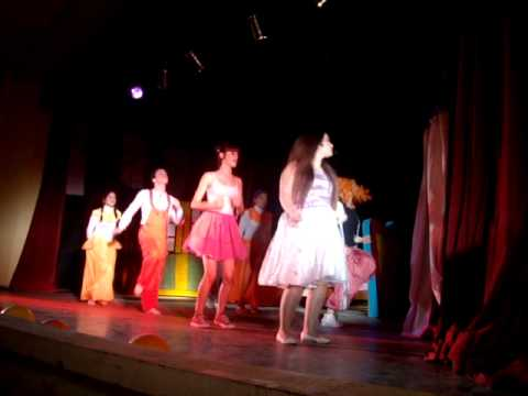 FINAL del musical con canciones de María Elena Walsh en Puerto Deseado