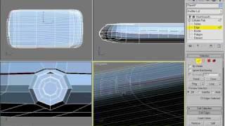 Добавление деталей в 3D Studio Max. Часть 1 (11/15)