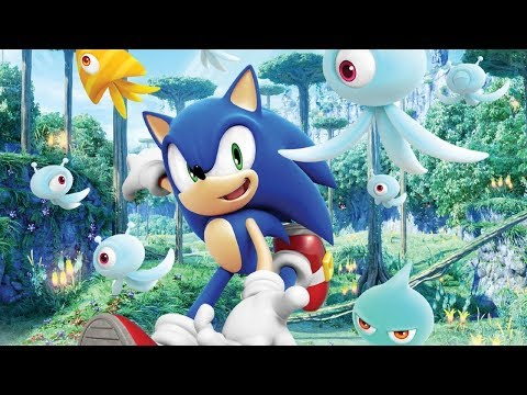 Do The Colors Feel Right? Sonic Colors Full Playthrough w/ Essmid (Livestream)