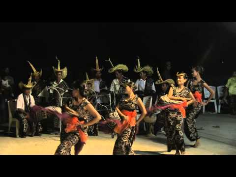 Cultural Event in Rote with Seventh Fleet Band