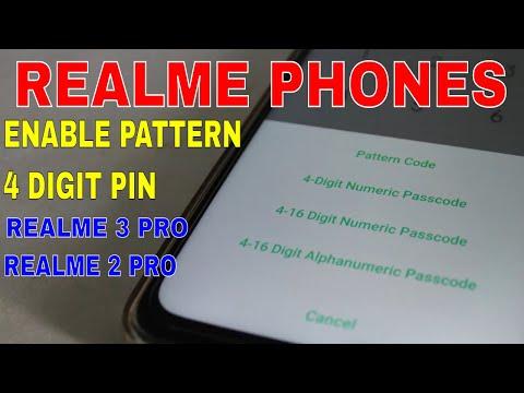 Full Download] Realme C1 Phone Lock Pola Pin Direct Via Ufi
