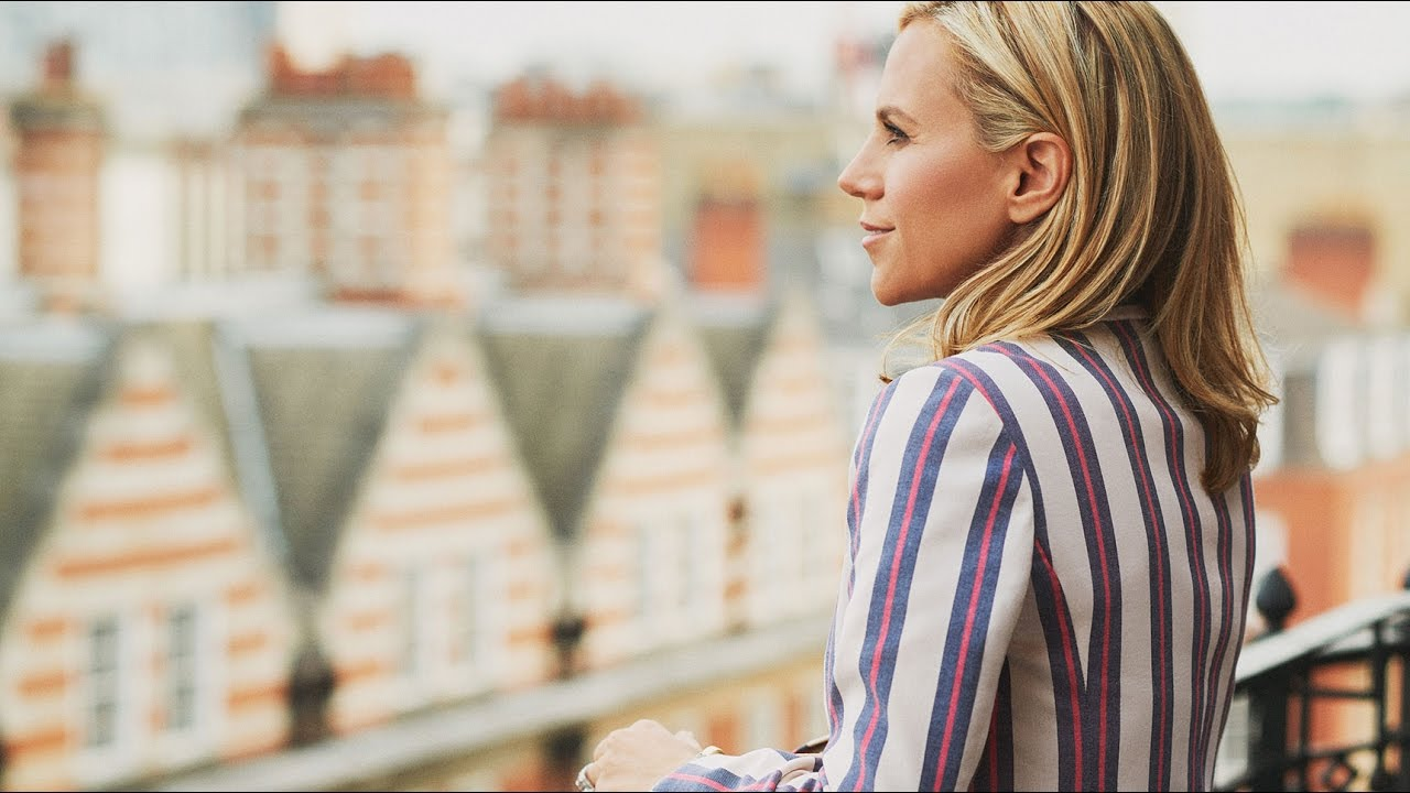 Tory Burch's Love Letter to London: 223 Regent Street