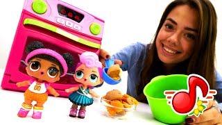 Видео для детей: МиМиЛэнд. Куклы Лол и кораблик Элаяс.
