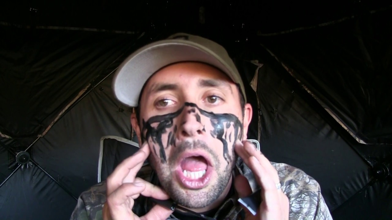 Hunting Facepaint 101 What Not To Do Hilarious
