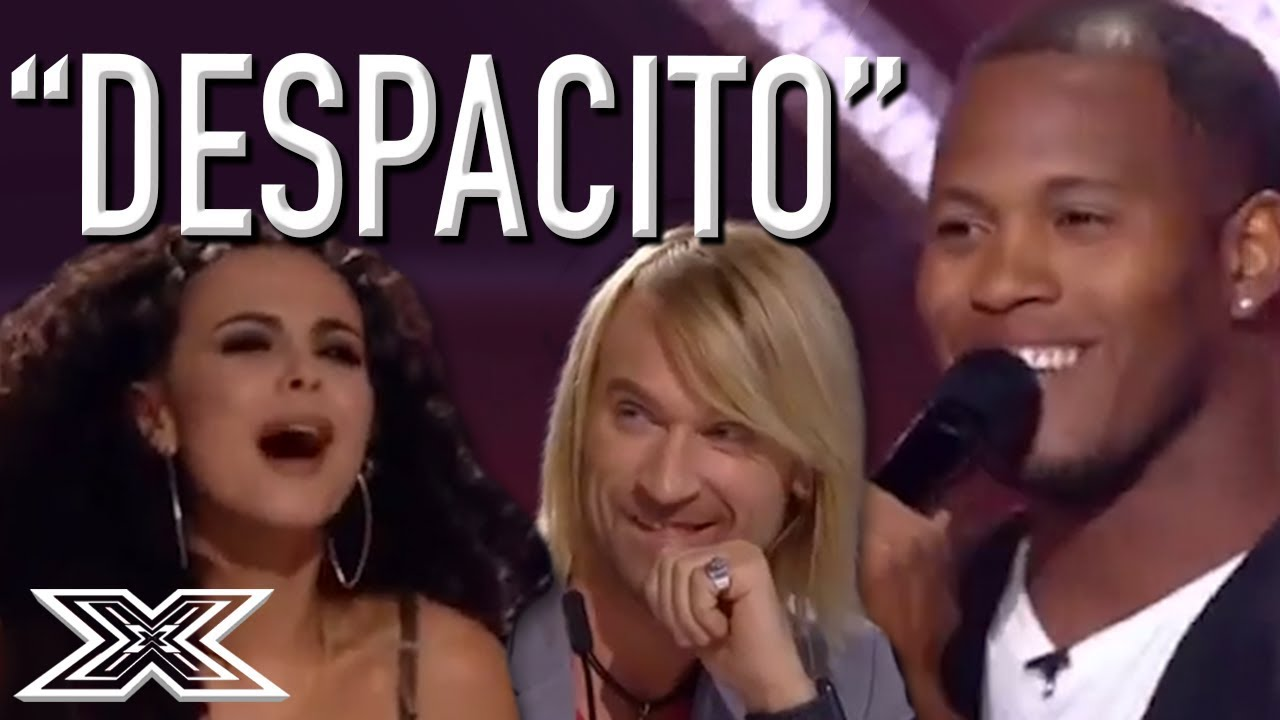 Luis Fonsi Ft Daddy Yankee Despacito Cover Has Judges Audience On Their Feet X Factor Global