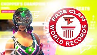FaZe Mongraal Breaks a World Record
