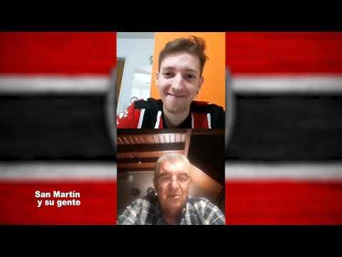 SAN MARTÍN Y SU GENTE 23 8.2020