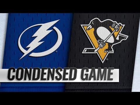 01/30/19 Condensed Game: Lightning @ Penguins