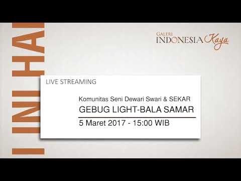 Gebug Light-Bala Samar oleh Komunitas Seni Dewari Swari & Seniman Karangasem