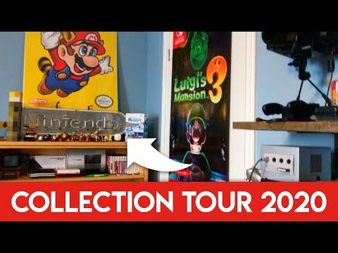 Anton Retro Game Room Tour 2020 (Rare Finds + More)
