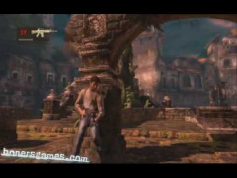 Uncharted: Drake's Fortune 20 Race to the Rescue