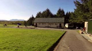 Torvaig Campsite, Portree, Isle of Skye