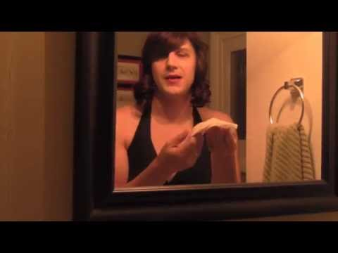 crossdressing tips for beginners 36 makeup removal  youtube