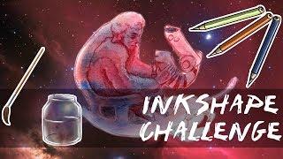 [SPEED ART] Inkshape Challenge !